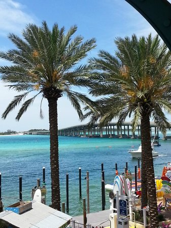 Picture Perfect View @ 2nd floor of Destin Harbor