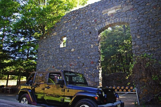 Hidden Napa Jeep Wine Private Tours: what a ride