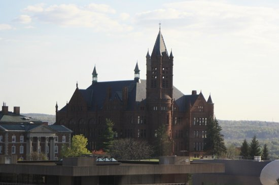 Sheraton Syracuse University Hotel & Conference Center: more campus views