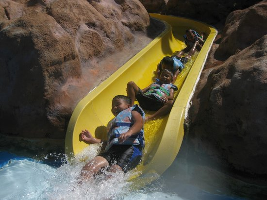 Great for kids - Picture of Splash Jungle Waterpark, Thalang District - TripA...