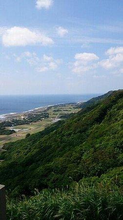 Kikaijima Island: 百之台展望台。