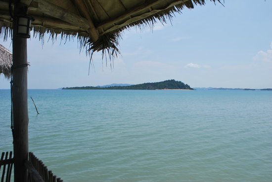 Telunas Resorts - Telunas Beach Resort: View from our room's balcony