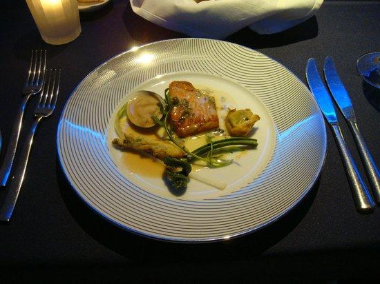 Hotel Micuras: 料理はかなり美味しかった