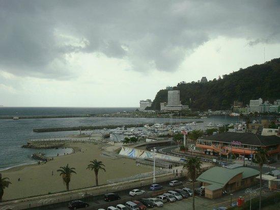 Hotel Micuras: 海はすぐそこです