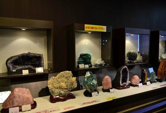 Narusawa Mt. Fuji Museum : 展示品