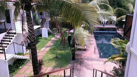 Suorkear Villa: Swimming pool