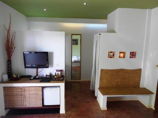 Suorkear Villa Resort: Deluxe room bathroom