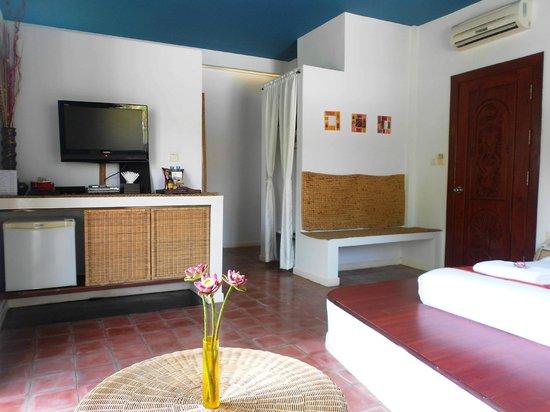 Suorkear Villa: Deluxe bast room
