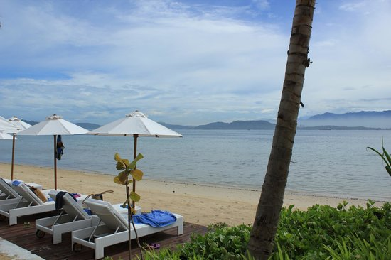 Pulau Gaya, Malasia: View from beach