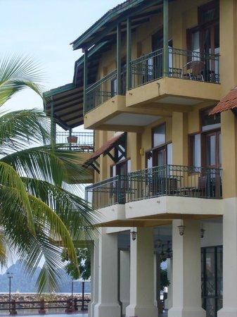 Resorts World Langkawi: スパと土産物コーナー