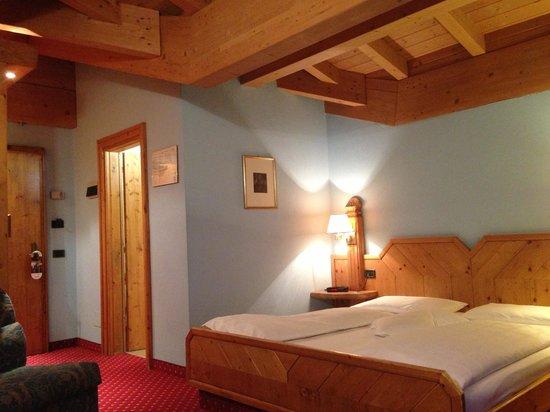 Hotel Concordia: Room