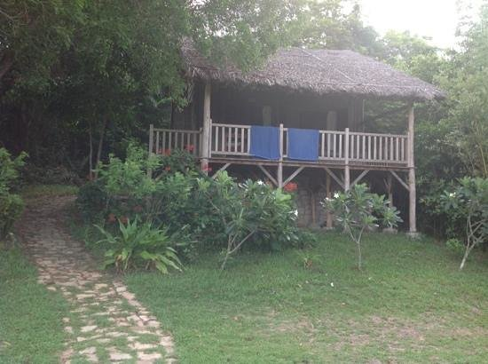 Mango Bay Resort: Plantation Room with seaview