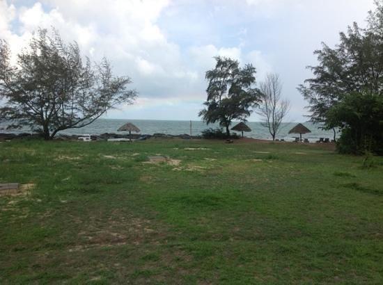 Mango Bay Resort: Seaviews from room.