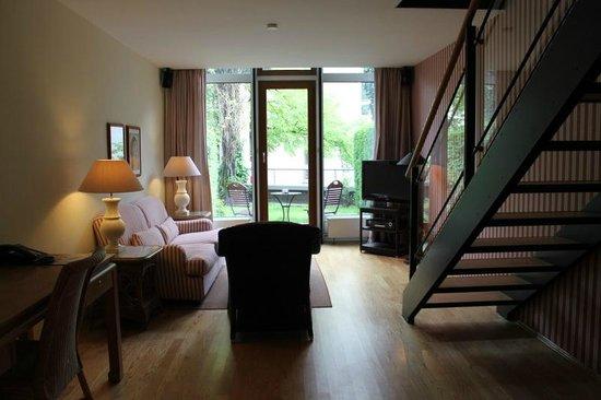 Hanse Clipper Haus: Wohnzimmer