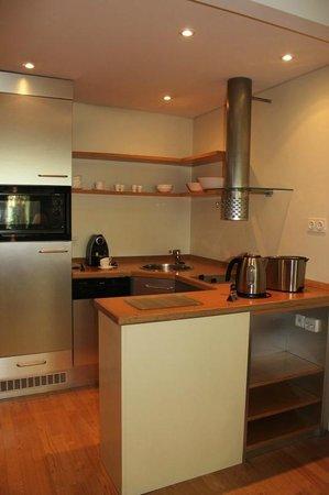 Hanse Clipper Haus: Küche