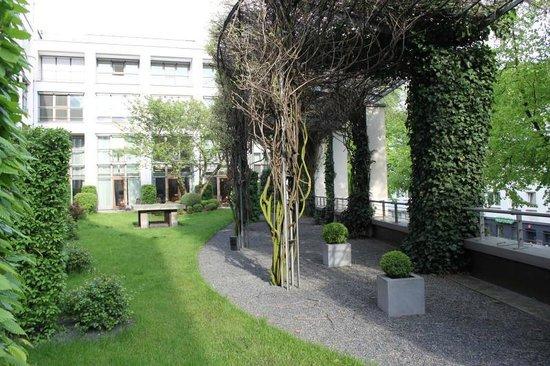 Hanse Clipper Haus: Gartenanlage