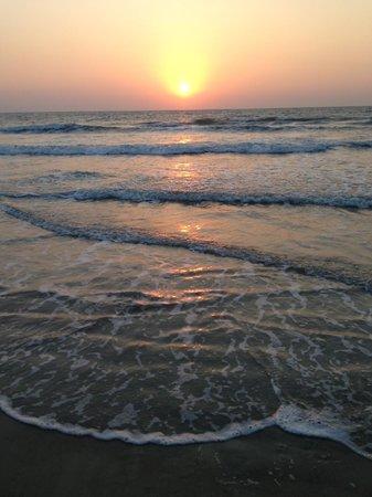 Taj Exotica Goa: Beach