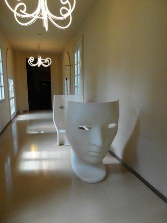 UNA Hotel Vittoria : couloir