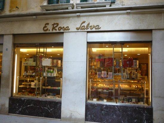 Rosa Salva Venezia Hotel