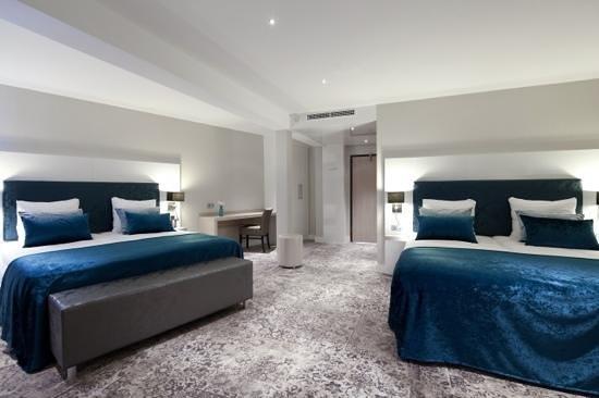 Van der Valk Hotel Leiden: family room for 4 persons