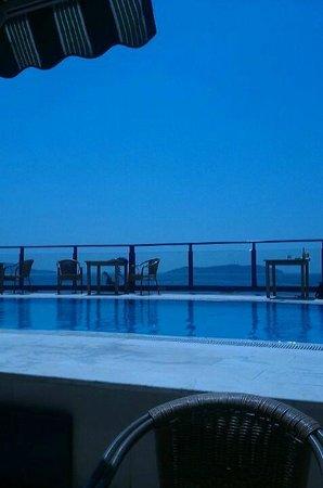Elite Hotel Kucukyali: Havuz