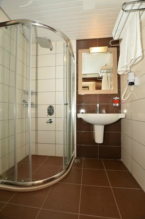 Milkyway Apart & Hotels: Deluxe hotel room bathroom
