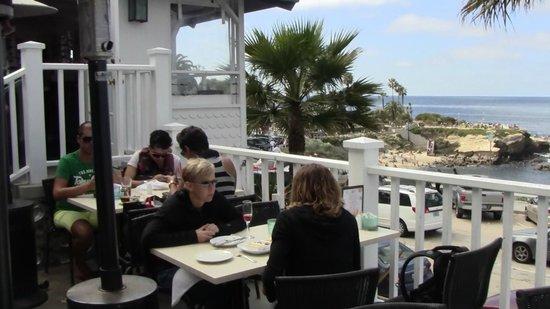 外での食事もok Picture Of Brockton Villa Restaurant La Jolla