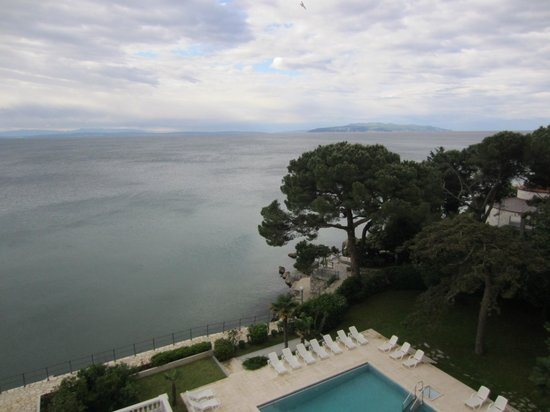 Remisens Premium Hotel Kvarner - Adults Only: View from room