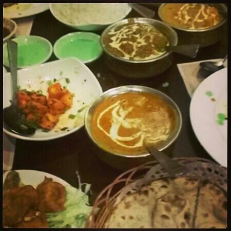 Taste of India Bar and Restarurent: delicious