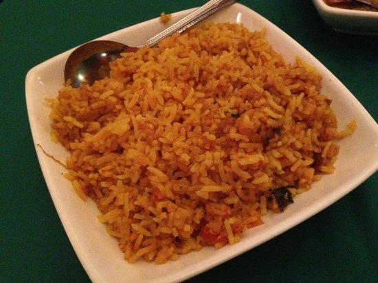 Lyn's Thandoori Restaurant: Nasi Briyanni