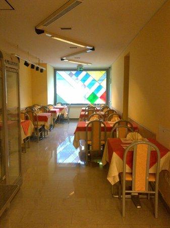 Hotel of the Post : Sala colazione e riunioni