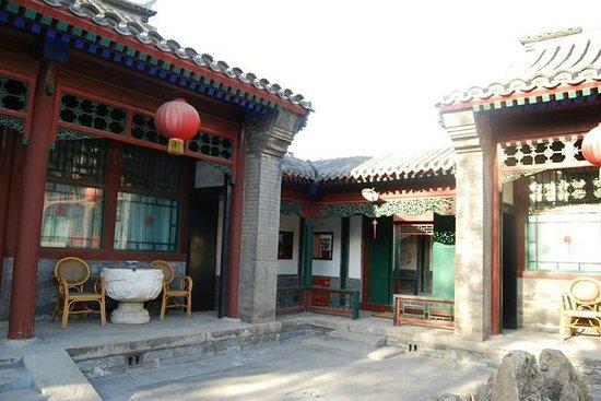 Courtyard 7: Patio y habitaciones