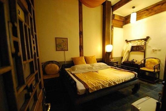 Courtyard 7: habitación