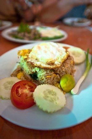 Ko's Kitchen Thai Restaurant: Fried rice