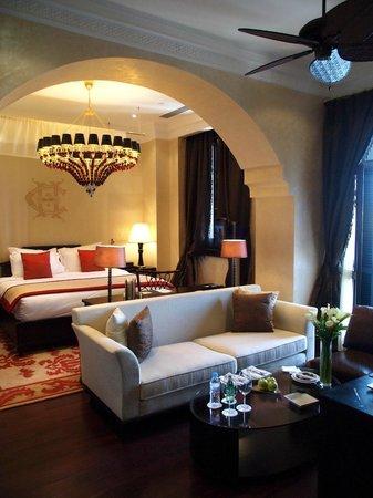 Sofitel Legend Old Cataract Aswan: Spacious rooms