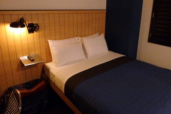Pod 39 Hotel: Single room - bed