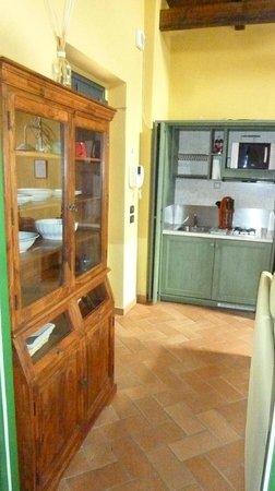 Le Serre Suites & Apartments: Angolo cottura