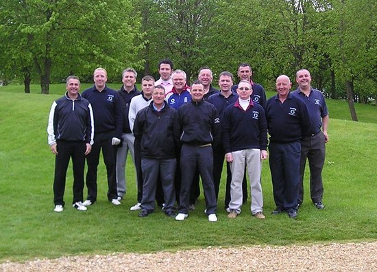 Hellidon Lakes Golf & Spa Hotel: the boyz at play