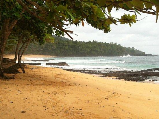 Sao Tome Island, Σάο Τομέ και Πρίνσιπε: Praia Jalé