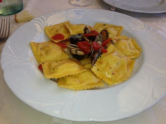 La Scaletta: raviolo