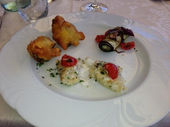 La Scaletta: antipasto caldo
