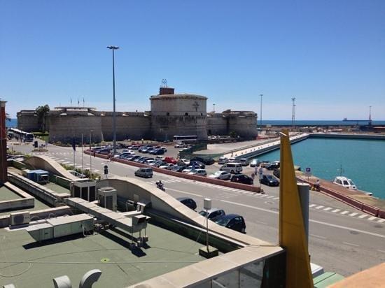 La Scaletta: vista