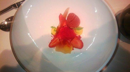 Nuance : dessert