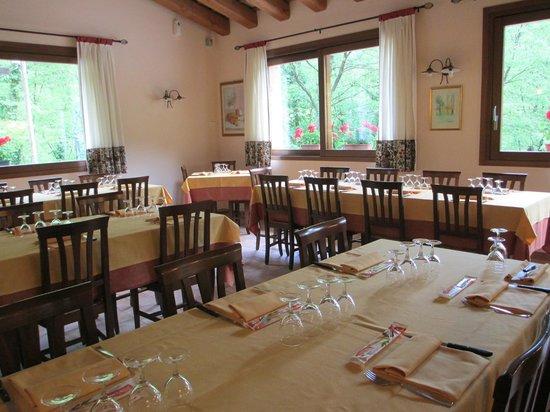 Paderno del Grappa, Italie : ristorante