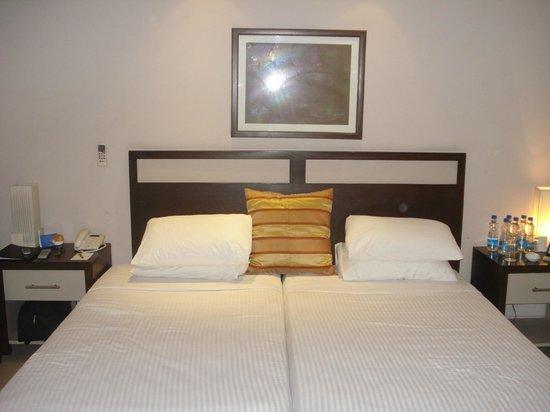 Atrium Hotel: Room