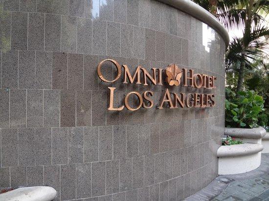 オムニ ロサンゼルス ホテル アット カリフォルニア プラザ, hotel