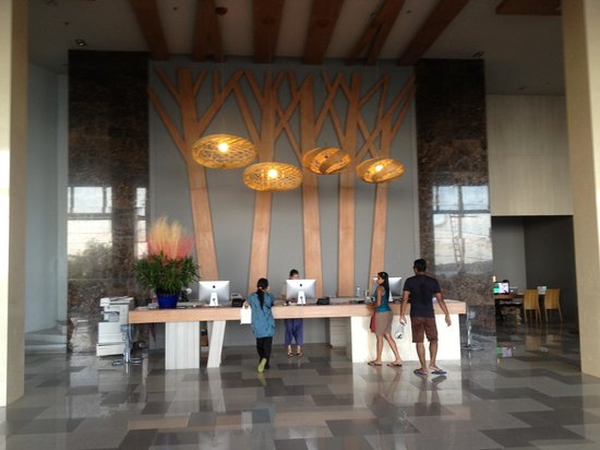 Kalima Resort & Spa: Lobby area