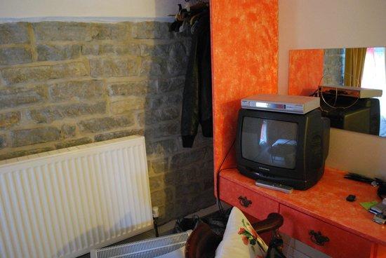 Havyatt Cottage B&B: small TV