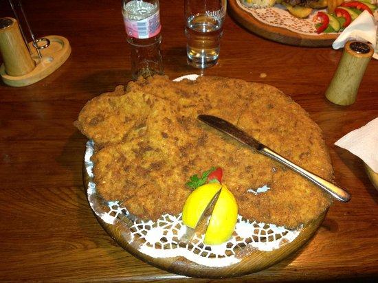 Fatal Etterem: Vienna schnitzel