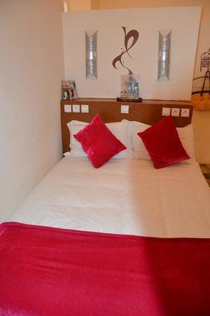 Riad Orange Cannelle : chambre